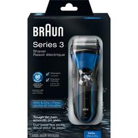 $49.95 Braun Series 3-340s Wet & Dry Electric Shaver