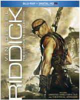 $14.99 Riddick: The Complete Collection Blu-ray