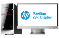 """$999.99 HP ENVY 700qe Desktop with 23"""" Monitor"""