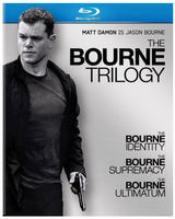 $14.99 The Bourne Trilogy Blu-ray