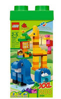 $38 LEGO DUPLO Giant Tower 200 Pieces with Storage Box