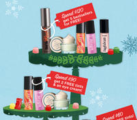 Up to 5 Free Deluxe GiftsCyber Monday Sale @ Benefit Cosmetics