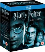 $26.99 Harry Potter The Complete 8-Film Collection Blu-ray