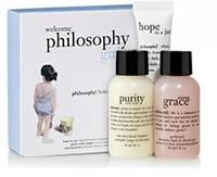 Free 3-pc Gift Set with Any $25 Purchase @ philosophy