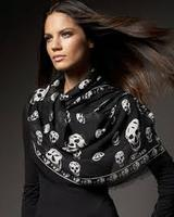 Up to 35% Off Alexander McQueen  Skull Scarves & More on Sale @ Belle & Clive
