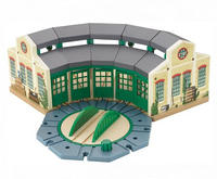 Fisher-Price Thomas & Friends Wooden Railroad Tidmouth Sheds