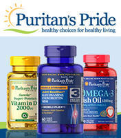 Buy 1 Get 2 Free + FS on Puritans Pride Brand Products @ Puritans Pride