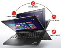 """$599.99 Lenovo ThinkPad S1 Yoga Intel Core i5 4GB Memory 500GB HDD + 16GB SSD 12.5"""" 2-in-1 Touch Notebook"""