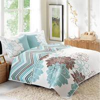 $19.99 + Free ShippingMadison Park Lola Quilted Coverlet King Size