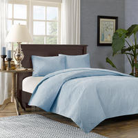 $19.99 + Free ShippingCIRA 3 Piece Coverlet Set King Size
