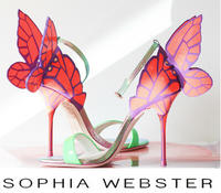 $50 OFF $200,$100 Off $400 Sophia Webster Shoes @ Neiman Marcus