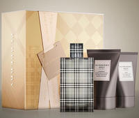 $49Burberry Brit for Men 3 Piece EDT 2014 Holiday Gift Set