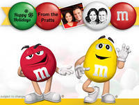 $20 Off Your Order Of $50 or more@ My M&Ms