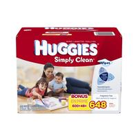 $2 Off Select Huggies Baby Wipes @ Amazon.com