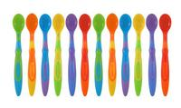 Munchkin 12 Piece Soft-Tip Infant Spoons @ Amazon