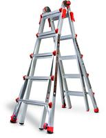 From $138.99 Little Giant Ladder Systems Velocity 300-Pound Duty Rating Multi-Use Ladder