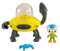 $4.77 Fisher-Price Octonauts Claw and Drill GUP-D Playset