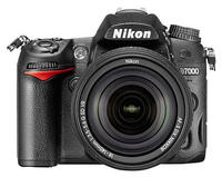 $579.99 Nikon D7000 Digital SLR Camera with 18-140mm Lens