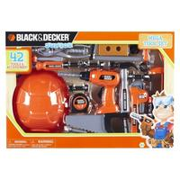 Black And Decker Mega Tool Set