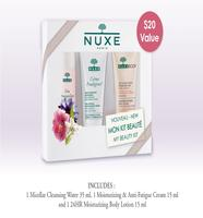 Free Beauty Kit + Free Candle + Free Huile Prodigieusewith Any Order Over $90 @ Nuxe