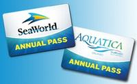 Buy One Get One FreeAnnual Passes @ Sea World in Orlando, FL