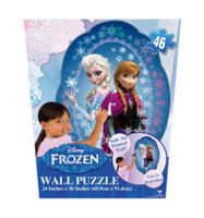 $4.85 Frozen Wall Puzzle (46-Piece)