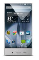 Sharp Aquos Crystal Frameless 4G LTE No-Contract Smartphone (Boost Mobile Prepaid)