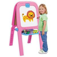 $14 Lowest Price Ever! Crayola Pink Double Easel