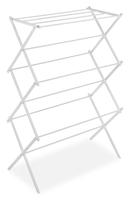 Whitmor 6023-741 Folding Clothes Drying Rack in White @ Amazon Lighting Deal