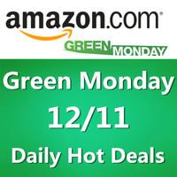 2014 Green Monday Amazon Daily Hot Deals
