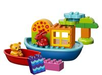 $11.2 Prime Members Only! LEGO DUPLO Creative Play 10567 Toddler Build and Boat Fun