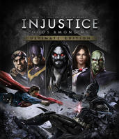 Injustice: Gods Among Us Ultimate Edition PC Digital Download