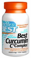 $40.58 Amazon.com: Best Curcumin C3 Complex with Bioperine (1000 mg), Tablets, 120-Count