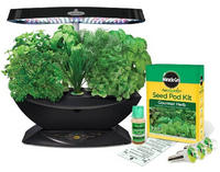 $99.95 Miracle-Gro AeroGarden 7-Pod LED Indoor Garden with Gourmet Herb Seed Kit