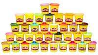 $12.49 Lowest Price Ever! Play Doh Mega Pack 36 Cans