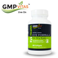 Buy 1 Get 1 Free + 10% OffEnteric Coated Eye Formula For Dry Eyes @ GMPVitas