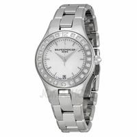 Baume and Mercier Linea Mother of Pearl Ladies Watch 10072