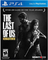 $29.99 The Last of Us Remastered PlayStation 4