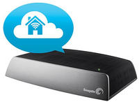 $134.99 Seagate Central 4TB Personal Cloud Storage External Hard Drive