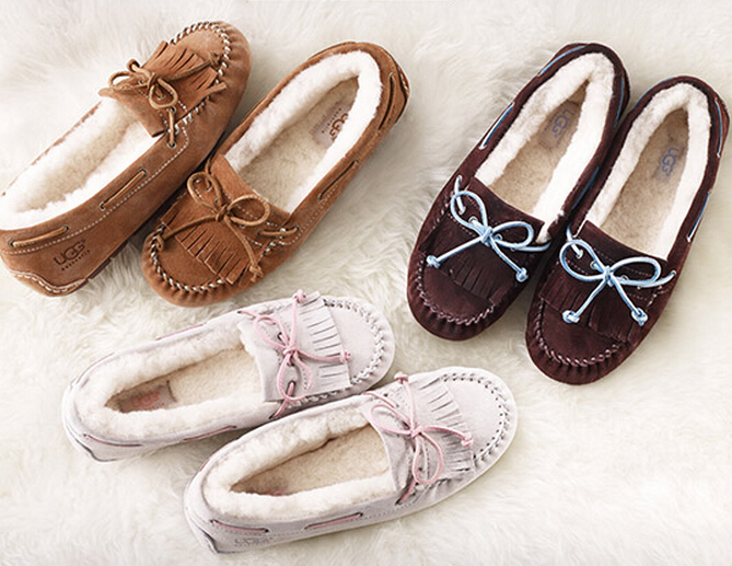 From $54.99 + Extra 15% off UGG Mandie @ 6PM.com
