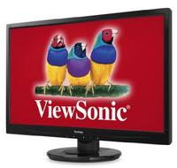 $135.99 ViewSonic VA2446M-LED 24-Inch LED-Lit Monitor