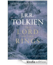 $5.00 The Lord of the Rings: One Volume [Kindle Edition]