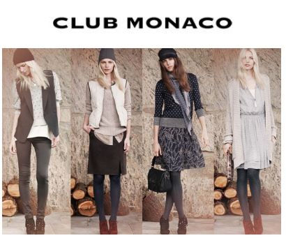 Up to 60% Off + Extra 30% Off Sale and Clearance Styles @ Club Monaco