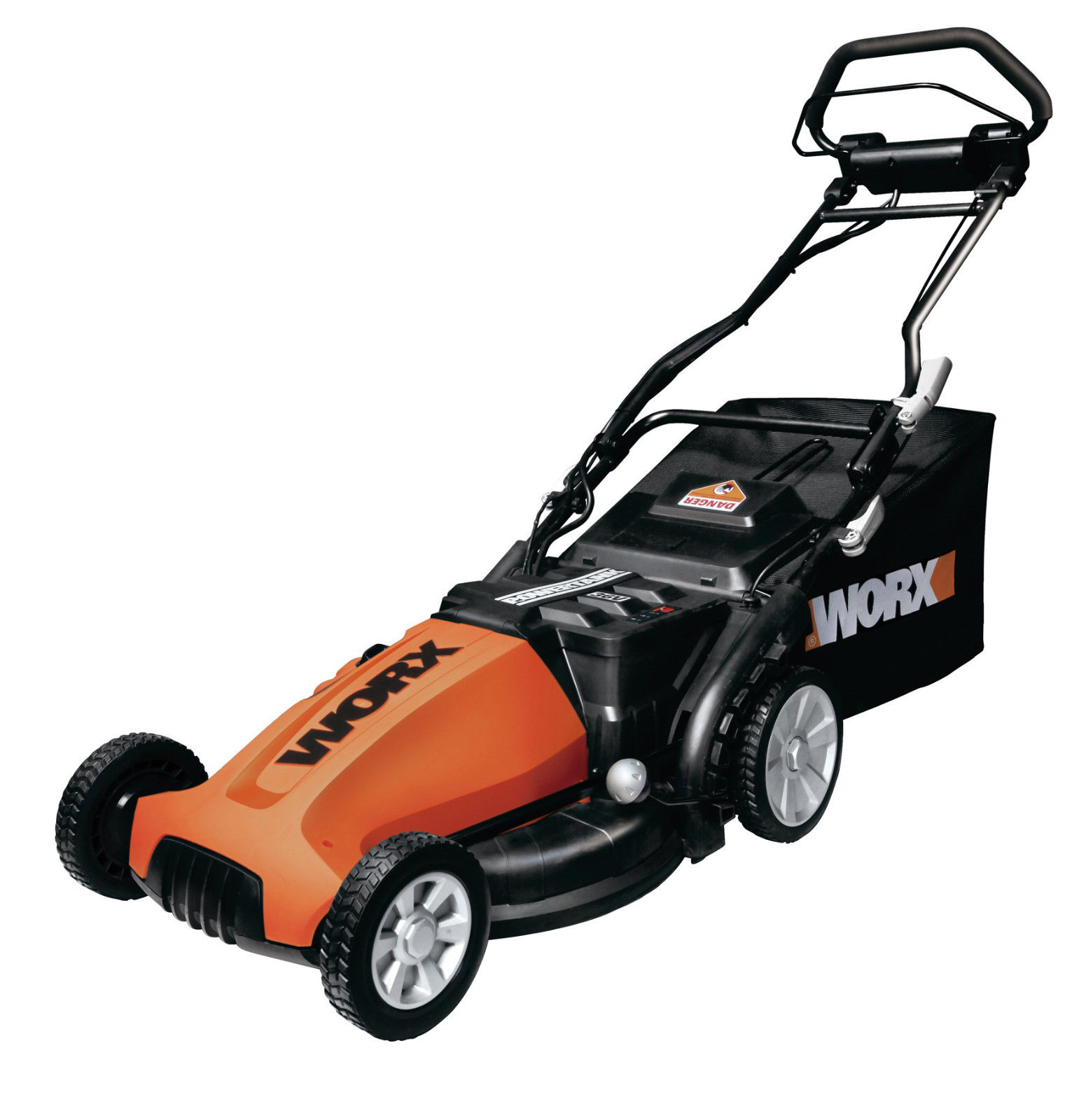 "$343.2 WORX 19"" 36V Pacesetter Cordless Lawn Mower with Intellicut"