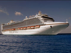 From $378 9 Night Caribbean Cruise on the Caribbean Princess