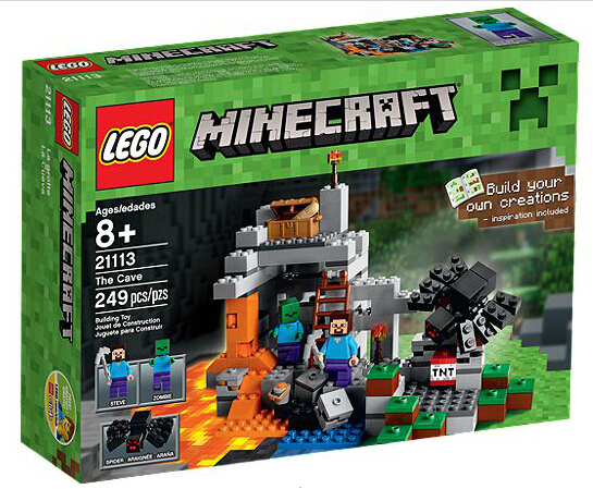 $19.99Lego The Cave @ LEGO Brand Retail