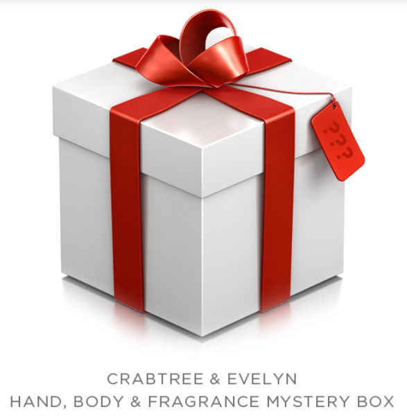 $49 Crabtree & Evelyn Hand, Body & Fragrance Mystery Boxes