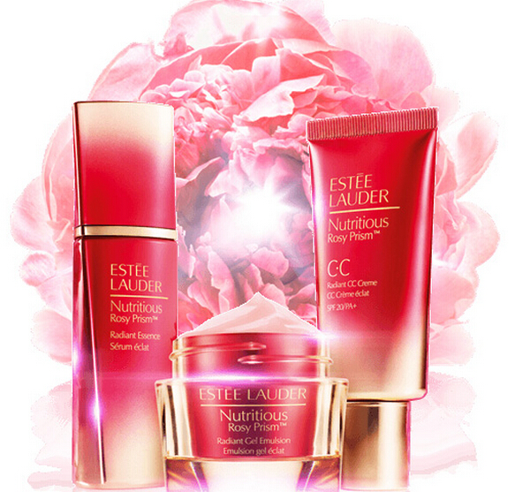 Free 9-pcs Gift with Over $45 Nutritious Skincare Products Purchase @ Estee Lauder