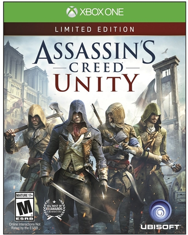 $24.99 Assassin's Creed: Unity [Xbox One Game Download]