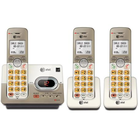 $34.99 AT&T EL52333 Three Handset with Answering System